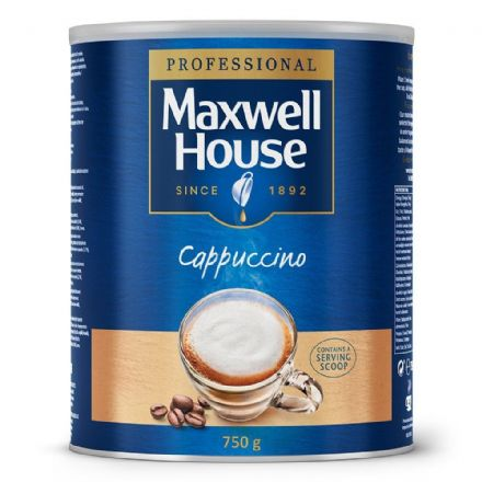 Maxwell House Cappuccino 750g
